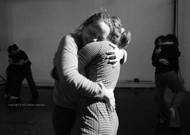 Teatro a Pescara: laboratorio di Monica Ciarcelluti