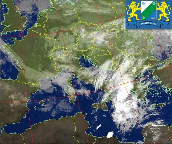 Previsioni meteo Abruzzo martedì 11 ottobre