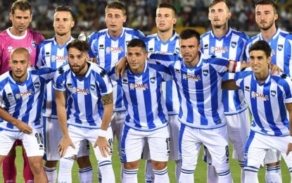Pescara calcio, dubbio Gilardino ?