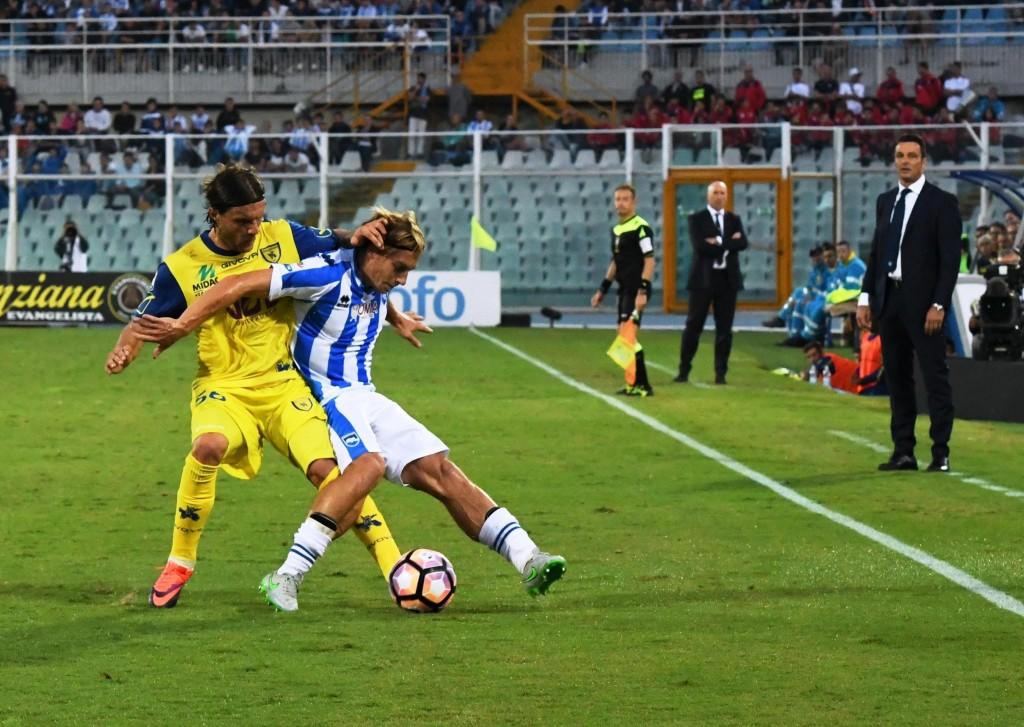 Pescara calcio, in A peggio solo nel 1979