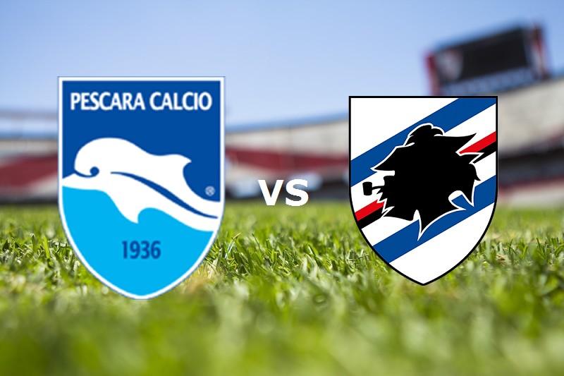 Serie A: Pescara Sampdoria – Un punto positivo