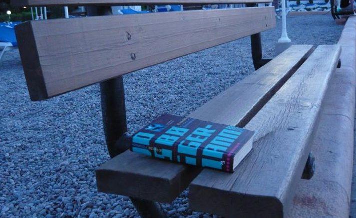 panchina-libro