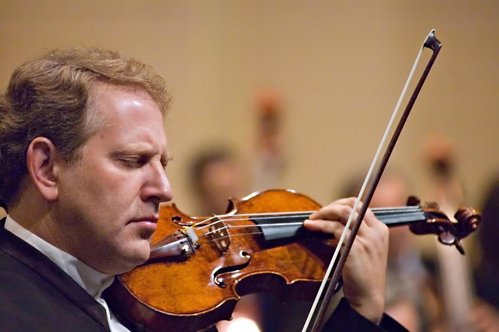 """L'Aquila: il violinista Mintz apre la Stagione della """"Barattelli"""""""