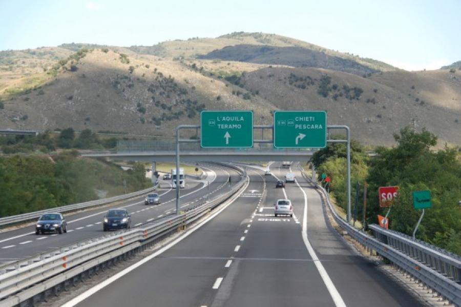 Autostrade A24 / A25: il Governo boccia il progetto Toto