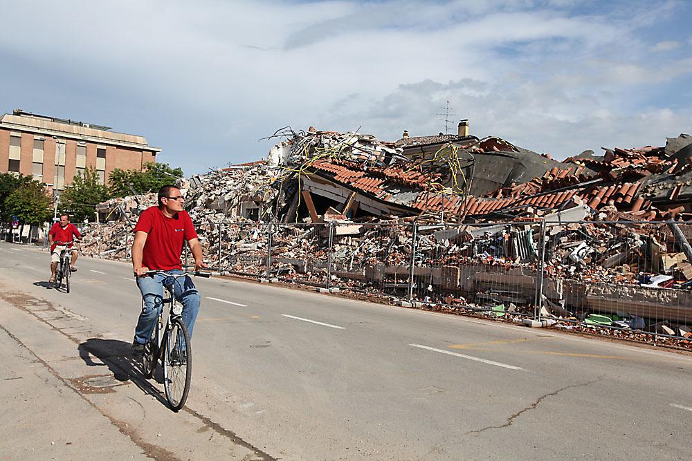 Pescara, donate 10 mountain bike ai terremotati