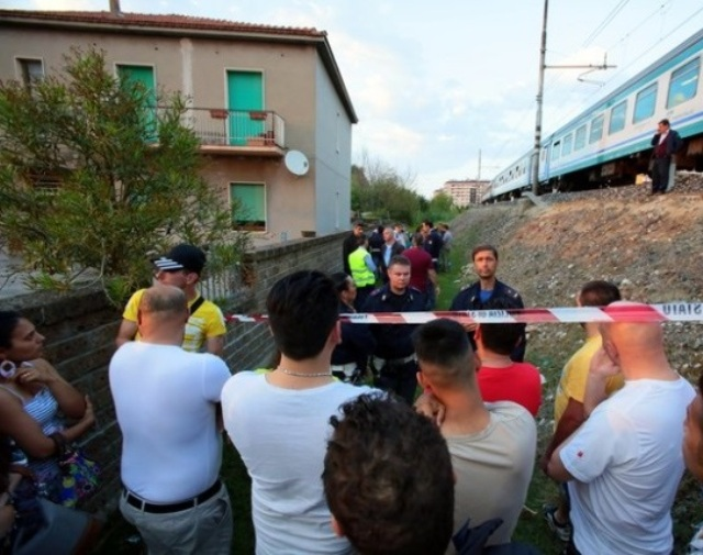 Bimbo ucciso dal treno a Pescara: condannati i genitori e il nonno