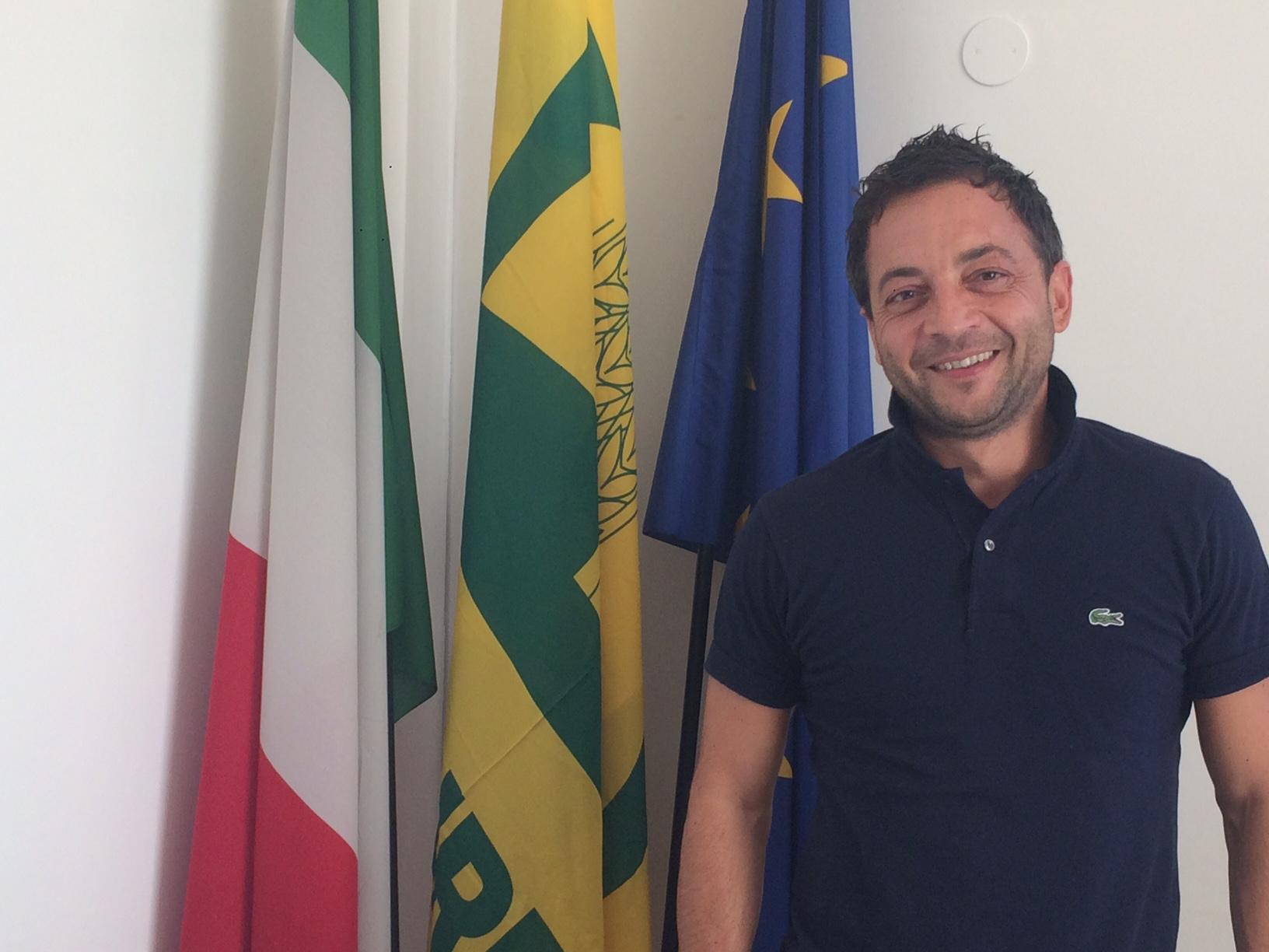 Coldiretti Chieti: Luca Canala nuovo direttore