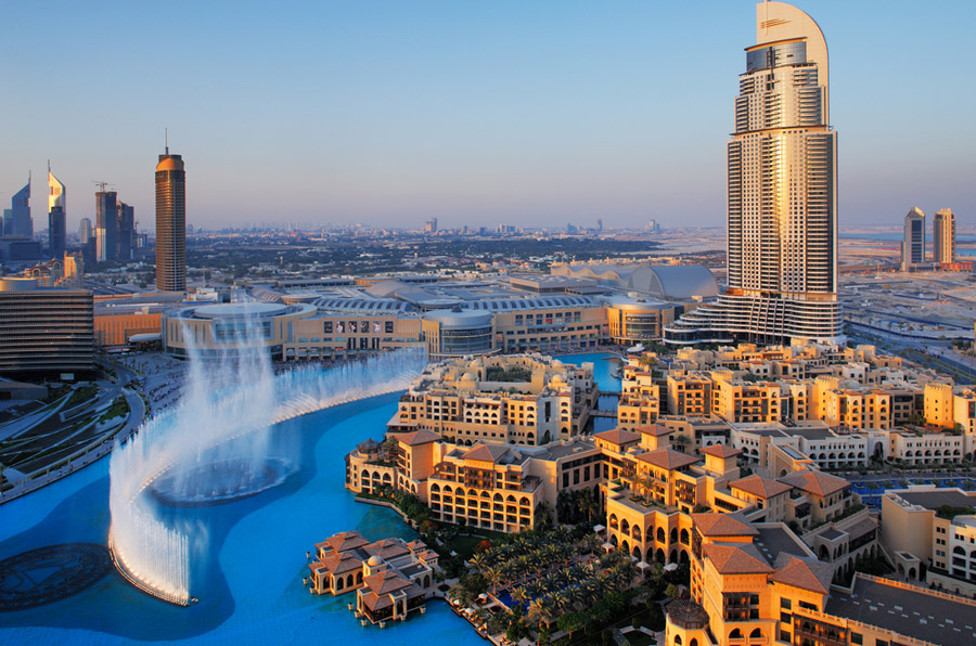 Da Pescara si vola a Dubai per poi proseguire in crociera