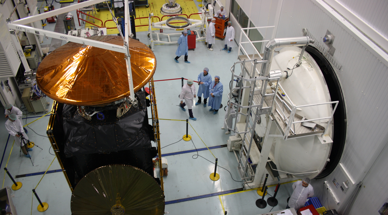 Thales Alenia Space de L'Aquila e la missione su Marte