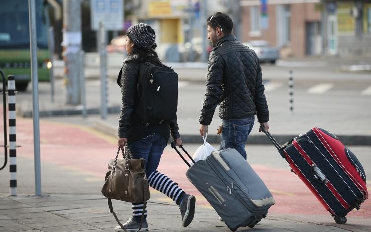 Boom di italiani che emigrano