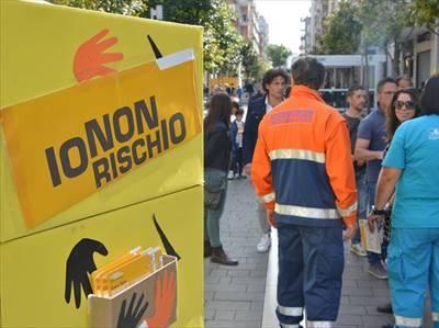 """Protezione Civile Abruzzo, """"Io non Rischio"""""""