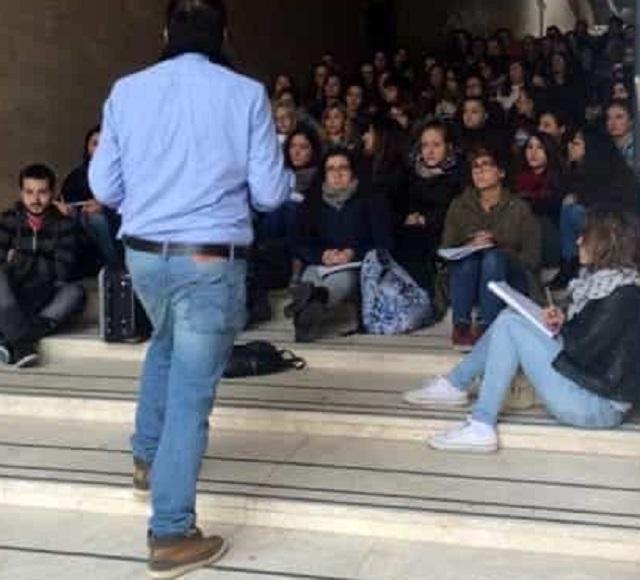 Ud'A Chieti, studenti senz'aula per un disguido