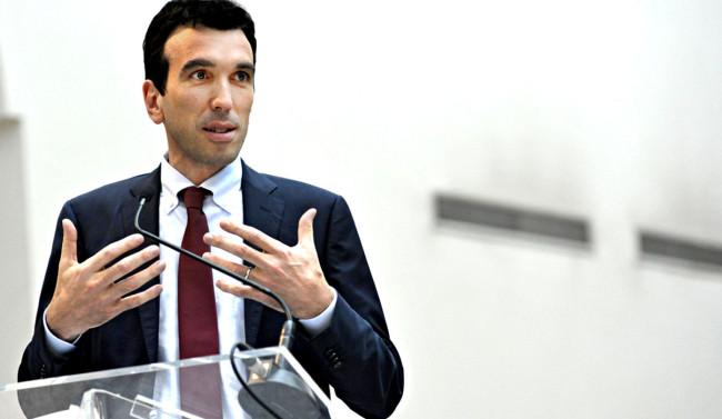 Il ministro Maurizio Martina a Chieti