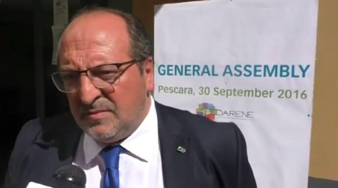 """Abruzzo, Mazzocca delegato al """"climate change"""""""