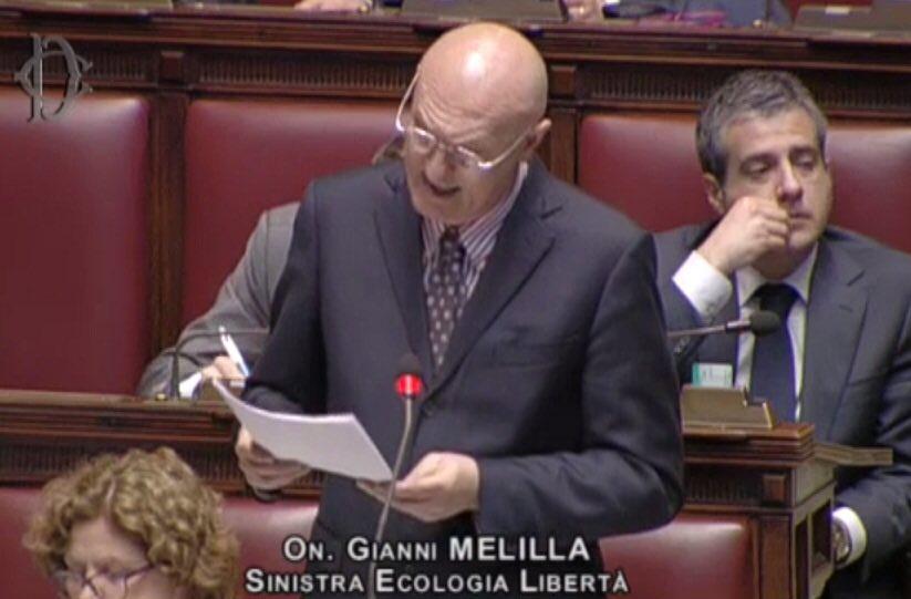 Treno lumaca Pescara Roma: interrogazione del deputato  Gianni  Melilla