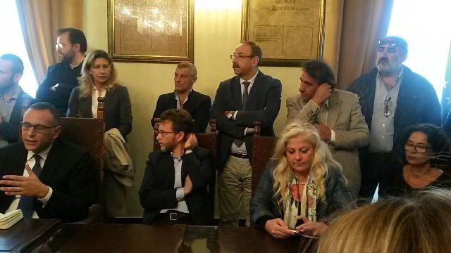Ecco la nuova giunta Alessandrini di Pescara