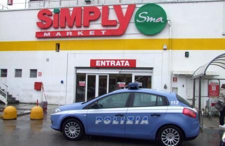 Pescara, arrestato un romeno per rapina