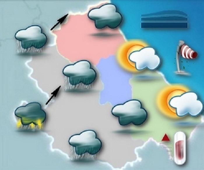 Previsioni meteo Abruzzo venerdì 14 ottobre