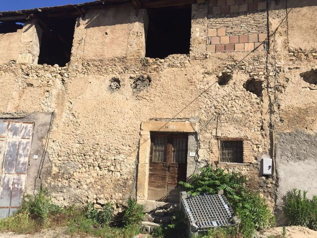 Lavori in Via Gualchiera Celano, stop dalla Sovrintendenza