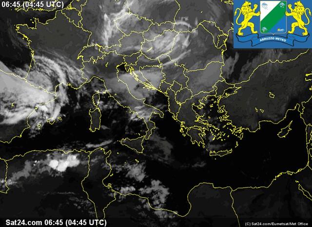 Previsioni Meteo Abruzzo 7 ottobre