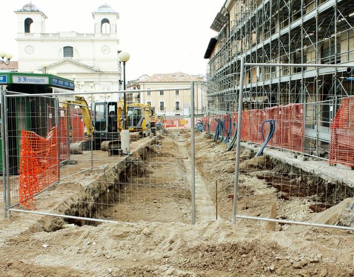 Smart Tunnel a L'Aquila: chiusura temporanea C.So Vittorio
