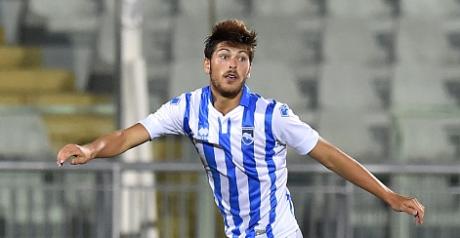 Pescara Calcio – Vitturini, domani l'ecografia