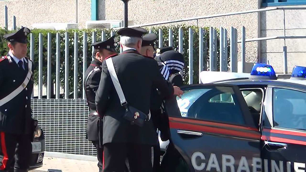 Pescara, sorpreso con mezzo chilo di droga: arrestato cuoco