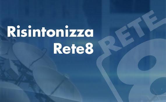 RISINTONIZZA RETE8