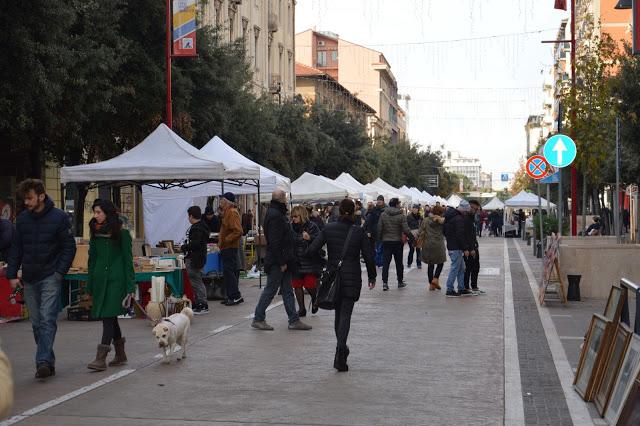 Pescara Camera Live : Mercatini di natale a pescara