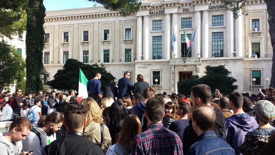Scuole in Abruzzo: il Collettivo prepara una nuova protesta