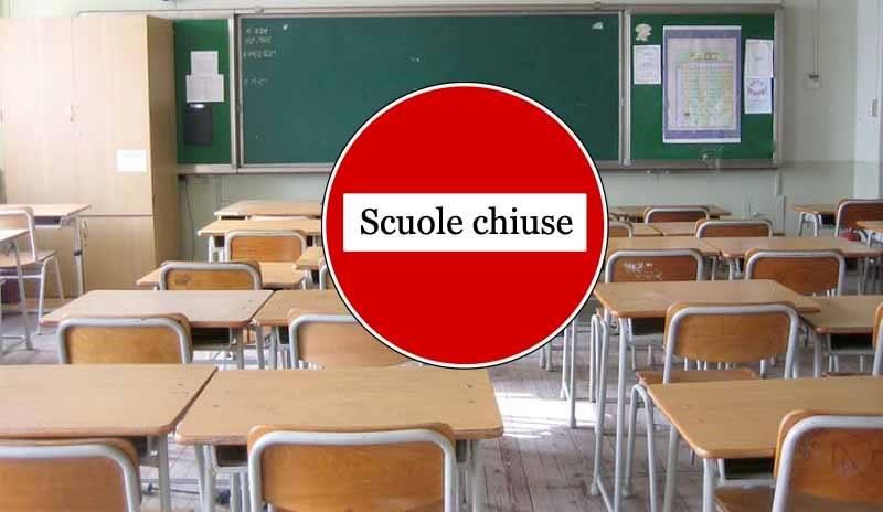 Maltempo: scuole chiuse in Abruzzo mercoledì 11 gennaio