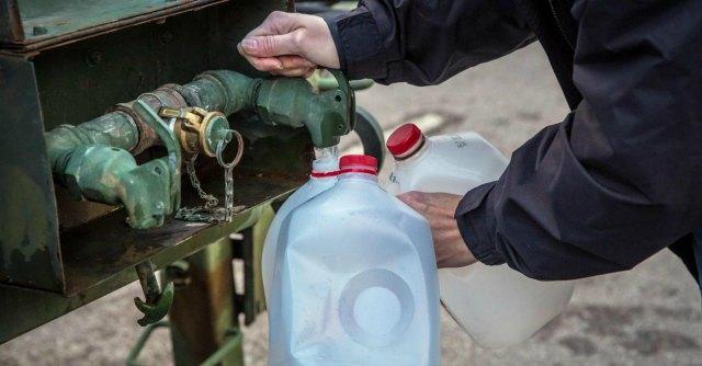 Maltempo Chieti, è di nuovo emergenza idrica