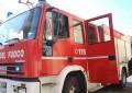 Montesilvano, incendio in un piazzale: pista dolosa