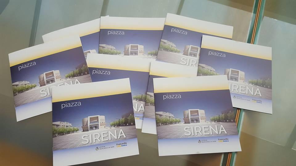 Palazzo Sirena, il sindaco Luciani svela progetto e idee