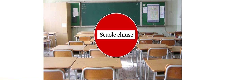 Maltempo: scuole chiuse in Abruzzo giovedì 12 gennaio