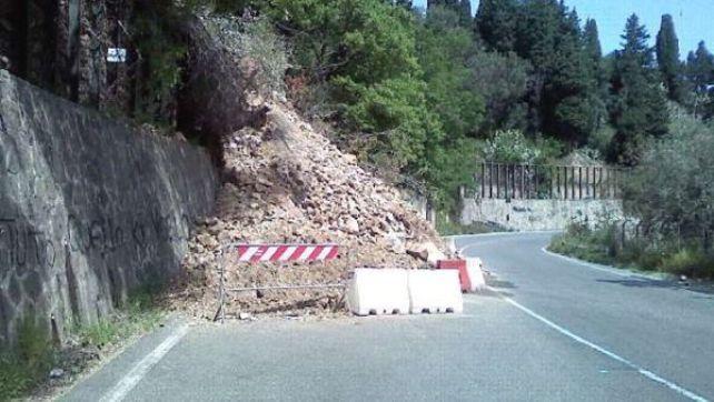 CRESA: Frane in Abruzzo: 5,8% del territorio a pericolosità elevatissima