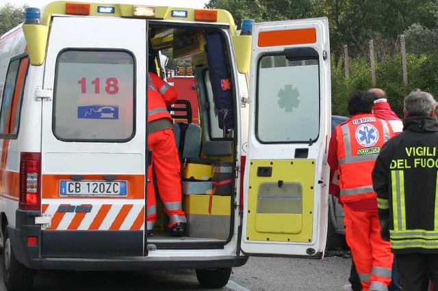 Incidente, diciottenne vastese muore a Roma