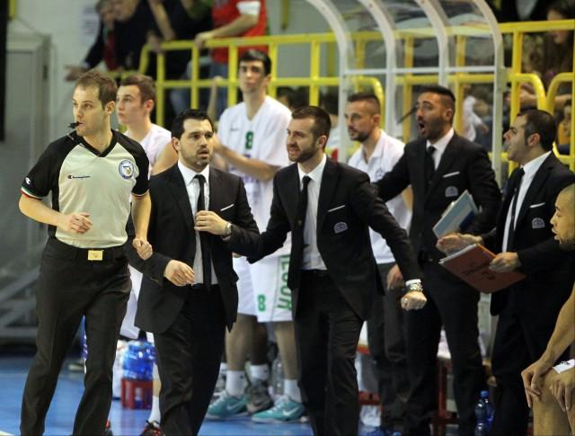 Roseto Basket – Fiducia a Di Paolantonio