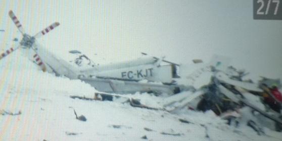 Precipita elicottero del 118, sei morti: il video del disastro