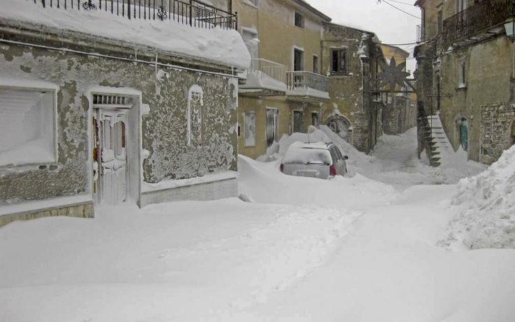 Contributi economici per il maltempo in Abruzzo