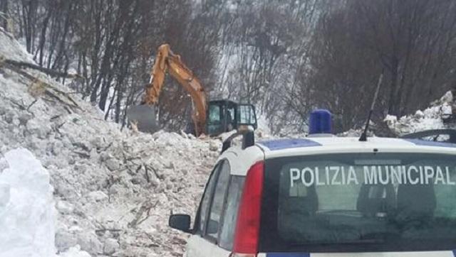 Maltempo Abruzzo, in erogazione primi fondi ai Comuni