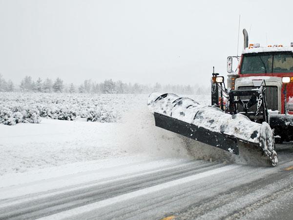 Allerta meteo per neve dalla Protezione Civile