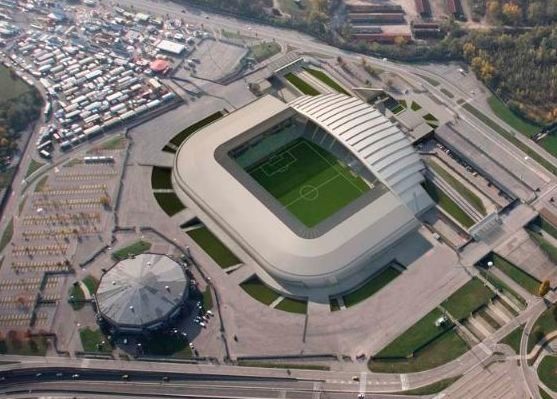"""Nuovo stadio Pescara – Quanti """" big"""" in città"""