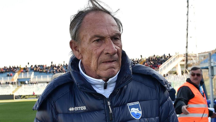 Chievo-Pescara, Zeman: