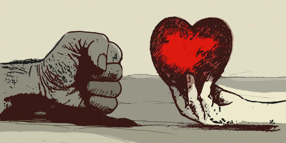 S.Valentino: Varese, tappa 'Questo non è amore' contro violenza su donne