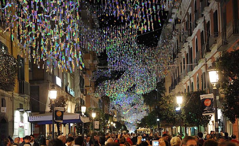 Pescara, intesa Comune Commercianti per estendere luminarie