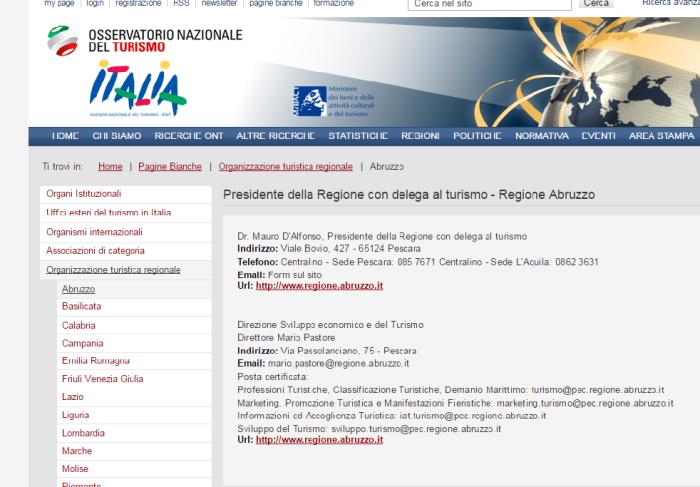 Terremoto, indagato il presidente della Regione Abruzzo