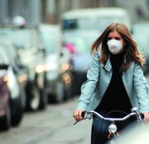 Smog a Pescara, termosifoni a 18°