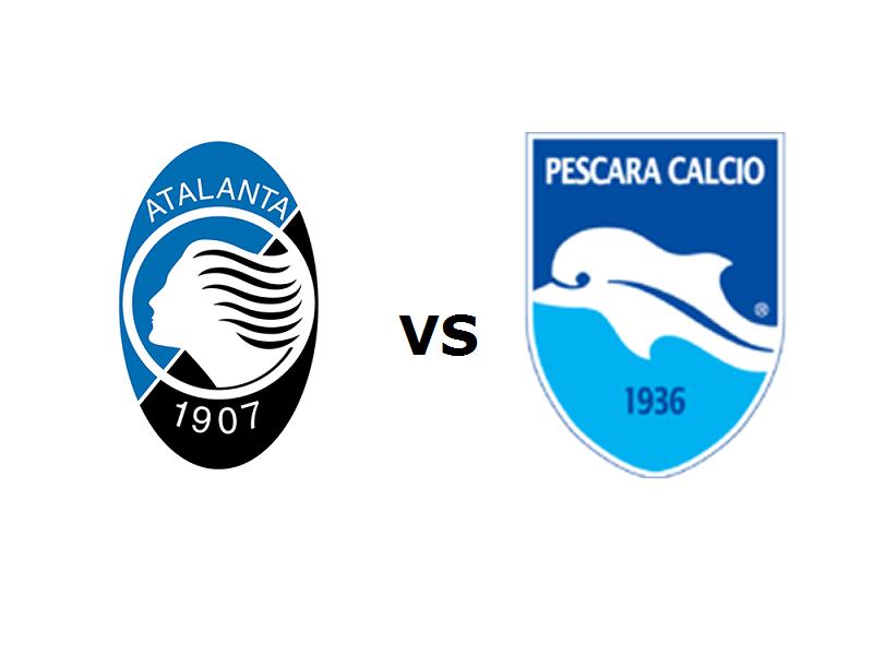 Atalanta Pescara, i probabili 11