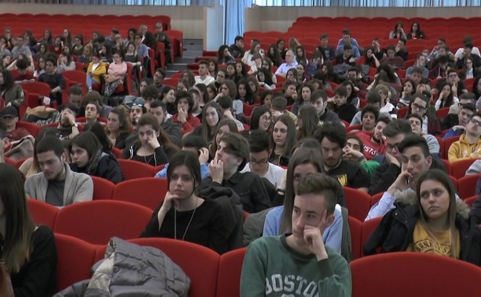 Unistem Day 2017 all'Ud'A